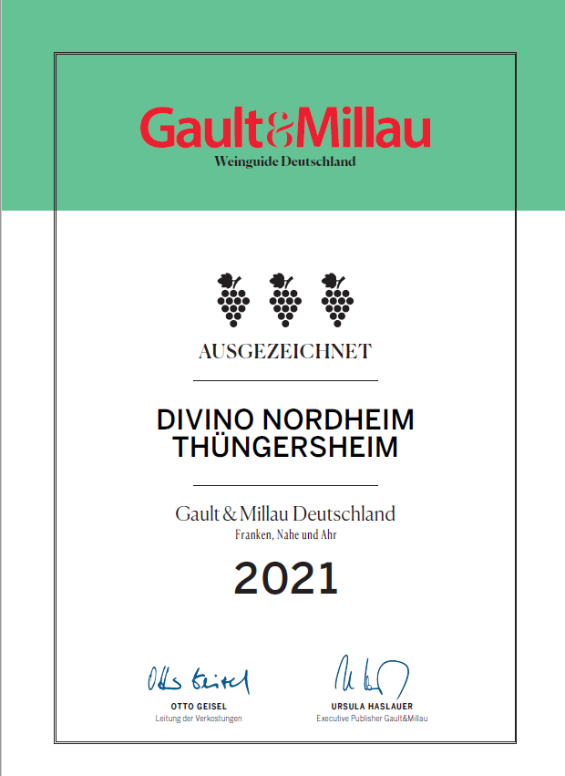Gault-Millau-Auszeichnung