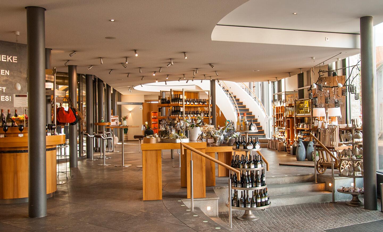 Divino-Vinothek-Nordheim-Verkaufsraum