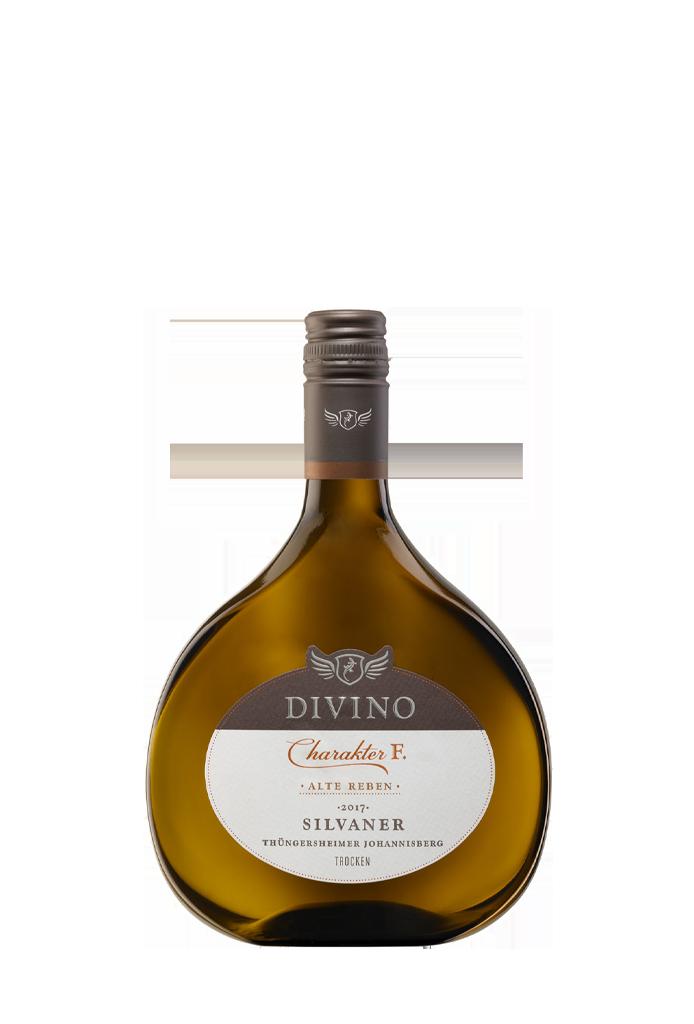 Divino-Flasche-Charakterf